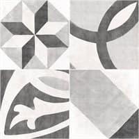 Керамогранит CERSANIT Apeks декорированный серый 42x42 1с AS4R092D
