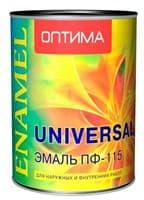 Эмаль ОПТИМА ПФ-115