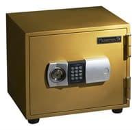 Сейф President LS1-D GO электронный Золото 409*350*357 28кг