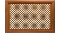 Экран для радиатора Стандарт рамка Gotico вишня 570х870мм