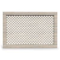 Экран для радиатора Стандарт рамка Gotico бел 570х870мм