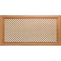 Экран для радиатора Модерн рамка Gotico ольха 600х1200мм