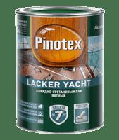 Лак PINOTEX Lacker Yacht 40 (полуматовый) 2,7л 5255404