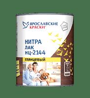Лак Ярославские краски НЦ-2144 глянц 0,7кг