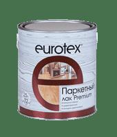 Лак РОГНЕДА EUROTEX-Premium полуматовый 2,5л