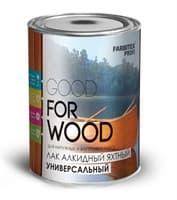Лак алкидный яхтный универсальный FARBITEX ПРОФИ GOOD FOR WOOD 2,6л