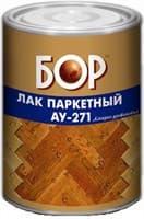 Лак паркетный АУ-271 глянцевый (бан. 2,3кг)