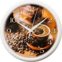Часы настенные САЛЮТ ПЕ-Б7-251 Кофе