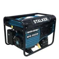 Генератор бензиновый STALKER SPG 6500 Е