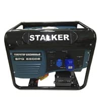 Генератор бензиновый STALKER SPG 8800E