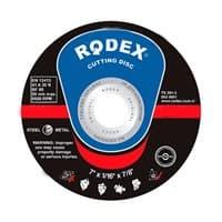 Диск отрезной RODEX SRM по металлу синий 230*2,5*22.23