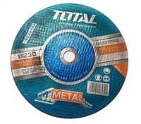 Диск TOTAL абразивный по металлу 230*1.6*22.2 TAC2212302