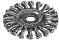 Щетка ЭКСПЕРТ дисковая  для УШМ диаметр 125мм 1615-125