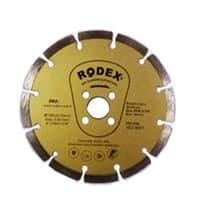 Диск алмазный RODEX по бетону для сухой резки 115мм RRA115
