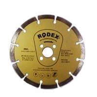 Диск алмазный RODEX по бетону для сухой резки 125мм RRA125