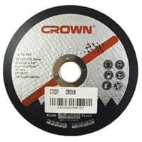 Диск отрезной CROWN d-125*22,2*1,2мм CTCDP0006