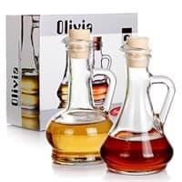 Графин для масла набор Olivia 260мм 2шт 80109