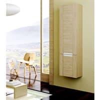 Пенал AQWELLA для ванной комнаты Simphony П4/R/DS дуб сонома подвесной правый Sim.05.04/R/DS