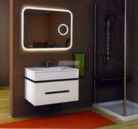 Зеркала для ванных комнат LED YJ-2070L80-CASF
