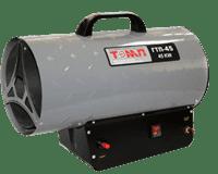Тепловентилятор ТЭМП газовый ГТП-45
