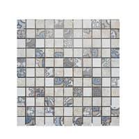Мозаика ALMA CERAMICA KRETA 300*300*9 MWU12KRT03R (1уп-8 шт.)