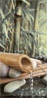 Панно ALMA CERAMICA из 3-х плиток Bamboo 364*747 PWU07BMB6/7ПНБМ6