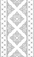 Декор GRACIA CERAMICA Elegance grey decor 01 300*500