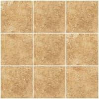 Плитка UNITILE мозаика Тенерифе коричневый верх 01 300*300 (98*98) (1-й сорт)