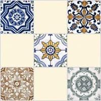 Плитка UNITILE мозаика Тенерифе светло-бежевый верх 02 300*300 (98*98) (1-й сорт)