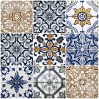 Плитка UNITILE мозаика Тенерифе микс верх 04 300*300 (98*98) (1-й сорт)