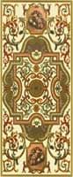 Декор GRACIA CERAMICA Triumph beige decor 01 250*600