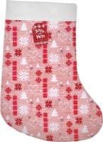 Носок для подарков Тепла и уюта 30 х 25 см 3543416