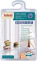 Штора для ванной TATKRAFT Stone Garden Textile 180*180см 14824