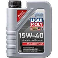 Масло моторное минеральное SAE 15W-40 c MoS2 1л 2570