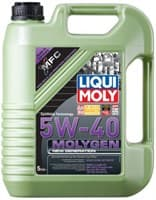 Масло моторное синтет. Molygen new Generation 5w-40 1л 8576