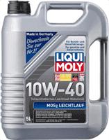 Моторное масло полусинтет.MoS2 LEICHTLAUF 10W-40 (1л) 2626