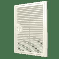 Люк-дверца ЭРА ревизионная вентилируемая, накладная ДЕКОФОТ АБС 200*300 2030ДФ Ivory