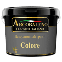 Грунт декоративный Arcobaleno Colore 9л