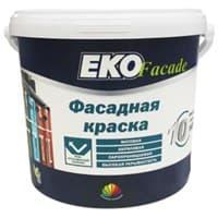 Краска РАДУГА EKO Fasade акриловая для фасадов 24 кг