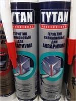 Герметик TYTAN для Аквариумов (310мл)Бесц.