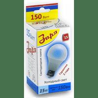 Лампа светодиодная ЗАРЯ А60 А3 5W E27 4200K(станд)