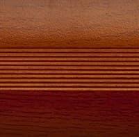 Кант полукр. 40мм 0,9 вишня