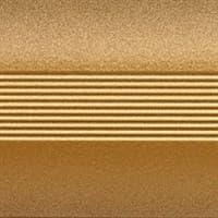Кант полукр. 40мм 0,9 золото
