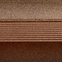 Кант полукр. 40мм 0,9 бронза