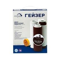 Комплект сменных картриджей ГЕЙЗЕР к стационарному фильтру №5 50009