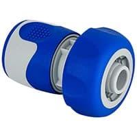 Коннектор GREEN APPLE для шланга 19мм (3/4) пластик TPR GWHC20-059