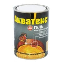 Гель РОГНЕДА АКВАТЕКС орех 0,75л 92105