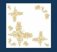 Плита потолочная Шелк (золото) С523 (1уп-42 м.кв.)