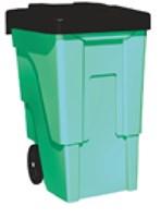 Контейнер мусорный KSC Basic 240 арт.40-433