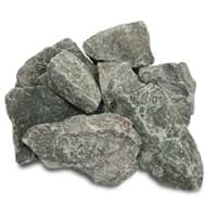 Камень Банные штучки Габбро-Диабаз колотый, мелкая фракция, для электропечей, в коробке по 20кг33250